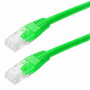 Patch Cable Jasper CAT5E UTP 2m Green