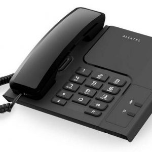 Telephone Alcatel Temporis 26 Black