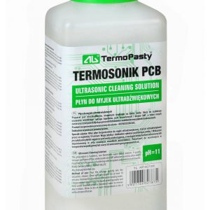 Ultrasonic Cleaning Solution Termosonik TermoPasty PCB 1L pH=11