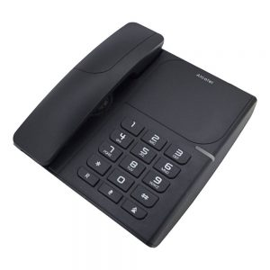 Telephone Alcatel Temporis 28 Black