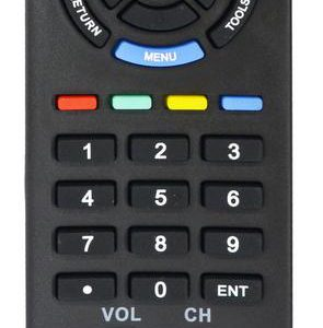 Remote Control Noozy RC2 for Sony TV Ready to Use. Without Set Up