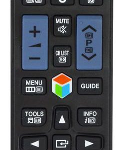 Remote Control Noozy RC3 for Samsung TV Ready to Use Without any Set Up