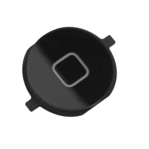 Outer Home Button Apple iPhone 4 Black Origina