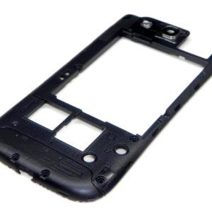 Back Cover Samsung i9305 Galaxy S3 ( S III ) LTE Black Original GH98-24473B