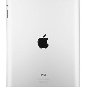 Back Cover Apple iPad 2 3G Silver Swap