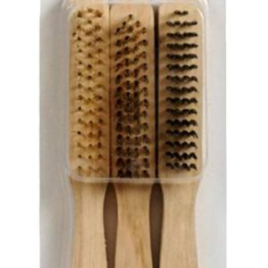 Paint Steel Brush Set Kinzo 29632 in Different Sizes 3 Pcs