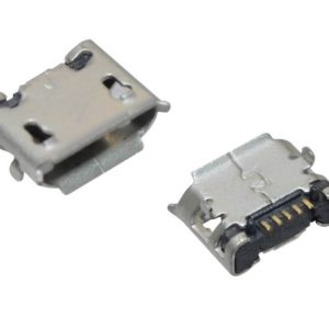 Plugin Connector Universal Micro Usb 5-pin for Tablet