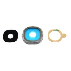 Camera Ring Cover with Lens Samsung i9505 Galaxy S4 Black OEM Type A