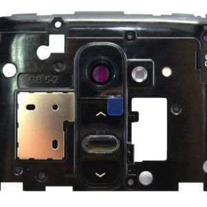 Camera Cover LG G2 D802 Black Original ACQ86814001