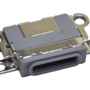 Plugin Connector Apple iPhone 6 Grey OEM Type A
