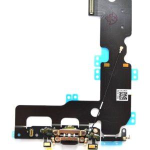 Plugin Connector Apple iPhone 7 Plus with Microphone Black Original