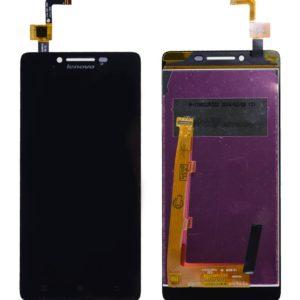 LCD & Digitizer Lenovo A6010 Black