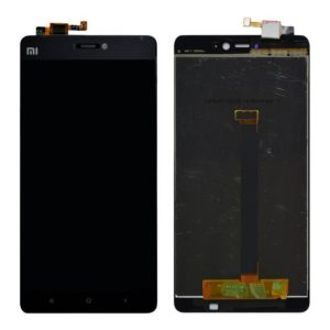 Original LCD & Digitizer Xiaomi Mi 4S Black without Frame (Dimension:135mm)