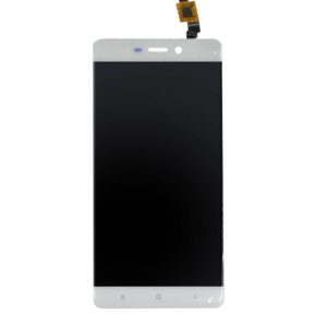 LCD & Digitizer Xiaomi Redmi 4 White (Dimension:138mm)