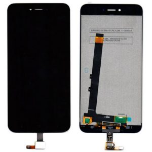 LCD & Digitizer Xiaomi Redmi Note 5A Black (Dimension:150mm)