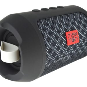 Wireless Speaker Bluetooth Maxton Masaya MX116 3W Black with Speakerphone
