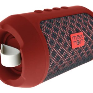 Wireless Speaker Bluetooth Maxton Masaya MX116 3W Red with Speakerphone