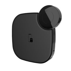 Wireless Charger Hoco S5 Rich Power 10W for Smartphones and iWatch Black