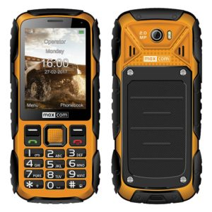 """Maxcom MM920 2.8"""" Water-dust proof IP67 with Torch"""