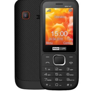"Maxcom MM142 (Dual Sim) 2.4"" with Camera"