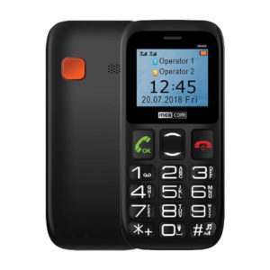 "Maxcom MM426 (Dual Sim) 1.77"" with Large Buttons"