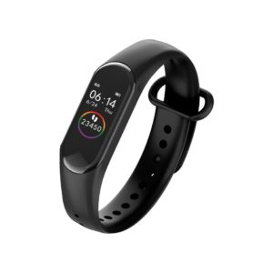 Maxcom Smartband FW20 Soft Black IP67 Silicon Band