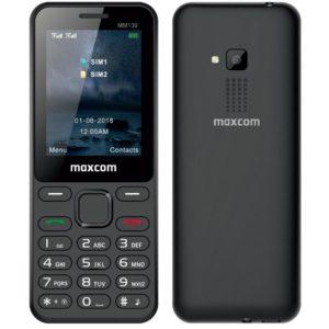 Maxcom MM139 (Dual Sim) 2