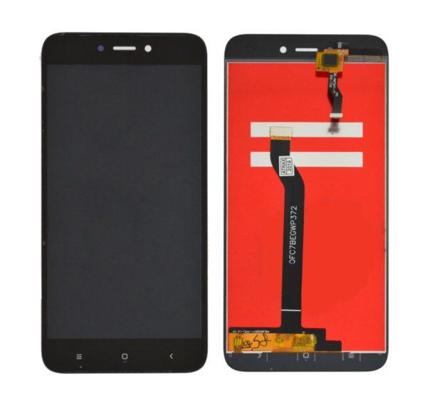 LCD & Digitizer Xiaomi Redmi Go Black OEM Type A