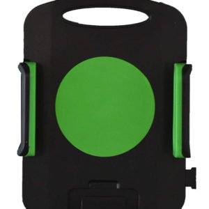 Universal Car Mount Ancus Green - Black for Tablet 7'' to 10.1'' Inches