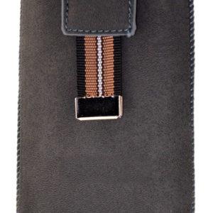 Case Velcro for Samsung SM-J100 Galaxy J1 Gray