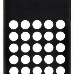 Case Silicon KLD for Apple iPhone 5C Black
