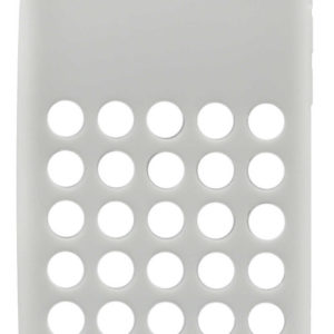 Case Silicon KLD for Apple iPhone 5C White