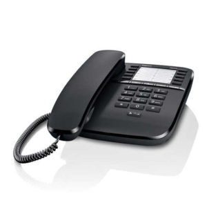 Telephone Gigaset DA510 Black