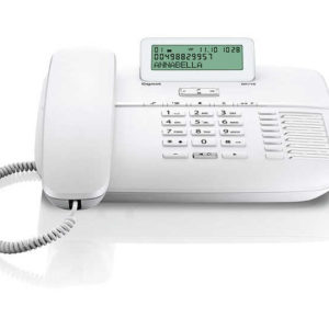Telephone Gigaset DA710 White