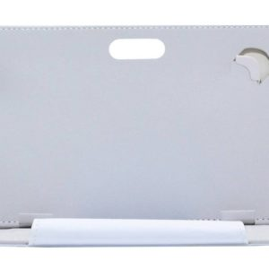 Book Case Ancus Universal Grab'it for Wide Tablet 7'' Inches White (19 cm x 12 cm)