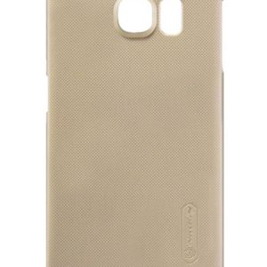 Faceplate Case Nillkin Samsung SM-G925F Galaxy S6 Edge Gold with Screen Protector