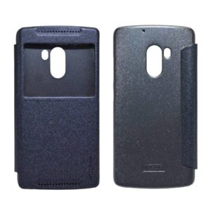 Book Case S-View Nillkin Sparkle for Lenovo Vibe X3 Lite / K4 Note Black with active S-View