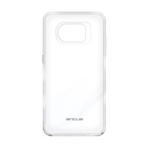 Case Clear Jelly Ancus for Samsung SM-G925F Galaxy S6 Edge Transparent by Mercury