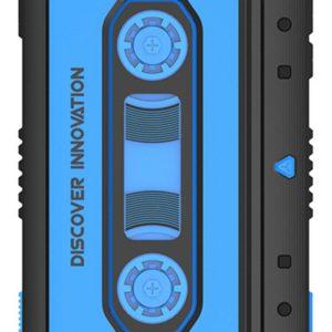 TPU Hard Case Nillkin Odd-Type for Apple iPhone 6 Plus/6S Plus Black - Blue
