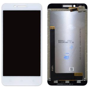 LCD & Digitizer Lenovo Vibe C A2020 White without Frame Original