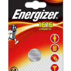 Buttoncell Energizer Lithium CR1616 3V Pcs. 1