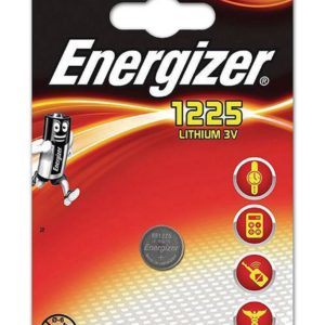 Buttoncell Energizer Lithium CR1225 3V Pcs. 1