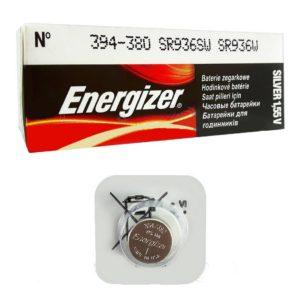 Buttoncell Energizer 394-380 SR936SW SR936W Pcs. 1