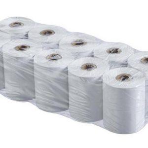 Thermal Paper Rolls for Receipt Printers 28x40mm 15m 55gr 10 Pcs