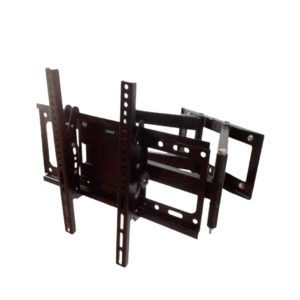 TV Wall Mount Noozy G1402 for 26'' - 55'' Flat Screen with tilted angle and swivel. Maximum weight capacity 50kg