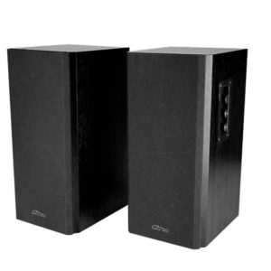 Stereo Speaker Set Media-Tech Audience HQ MT3143K with 40W (2x20) Power Black