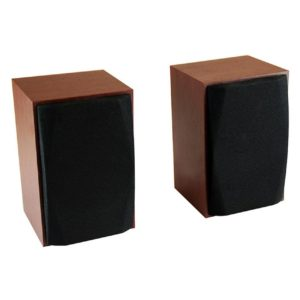 Wired Speakers Media-Tech WOOD-X MT3151 10W