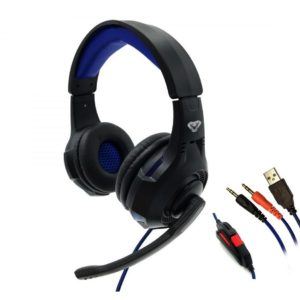 Stereo Headphone Media-Tech COBRA PRO THRILL MT3594 3.5mm with Microphone