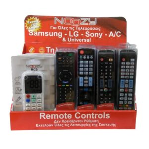 """Stand with Remote Controls Noozy """"RC Stand 2"""" includes 26 pcs"""