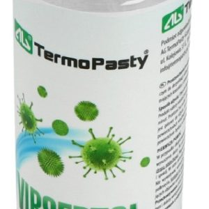 Liquid Disinfectant TermoPasty Virseptol Antibacterial and Antivirucidal for Surfaces with Spinkler 250ml